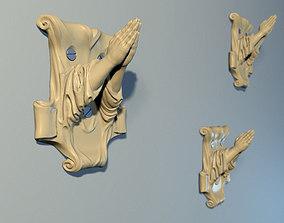 Hanger Prayer 3D print model
