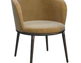 EIchholtz Dining Chair Filmore 3D model