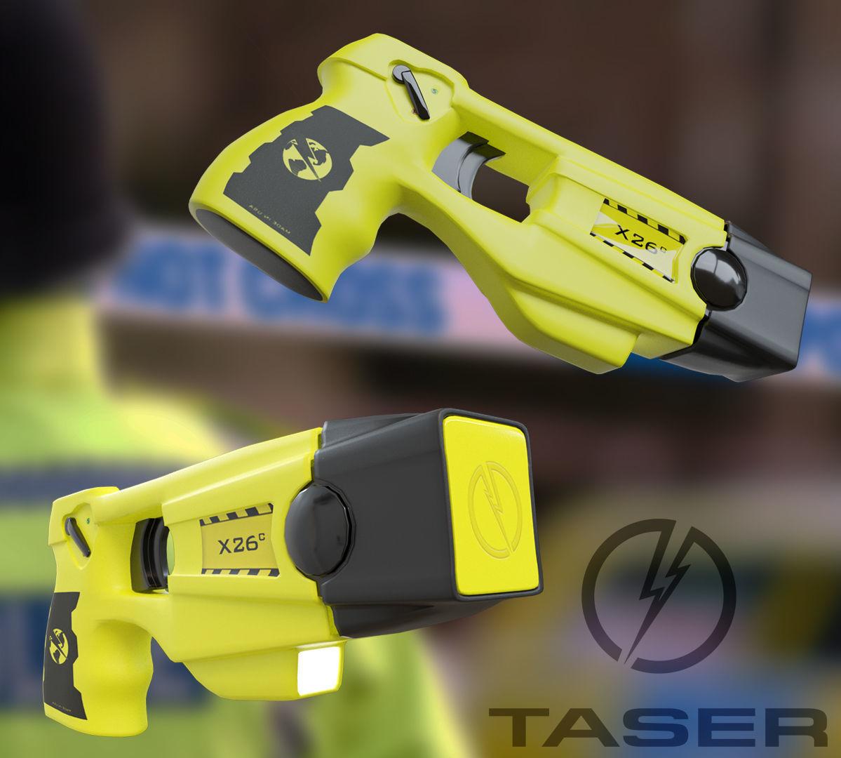 Taser - Yellow