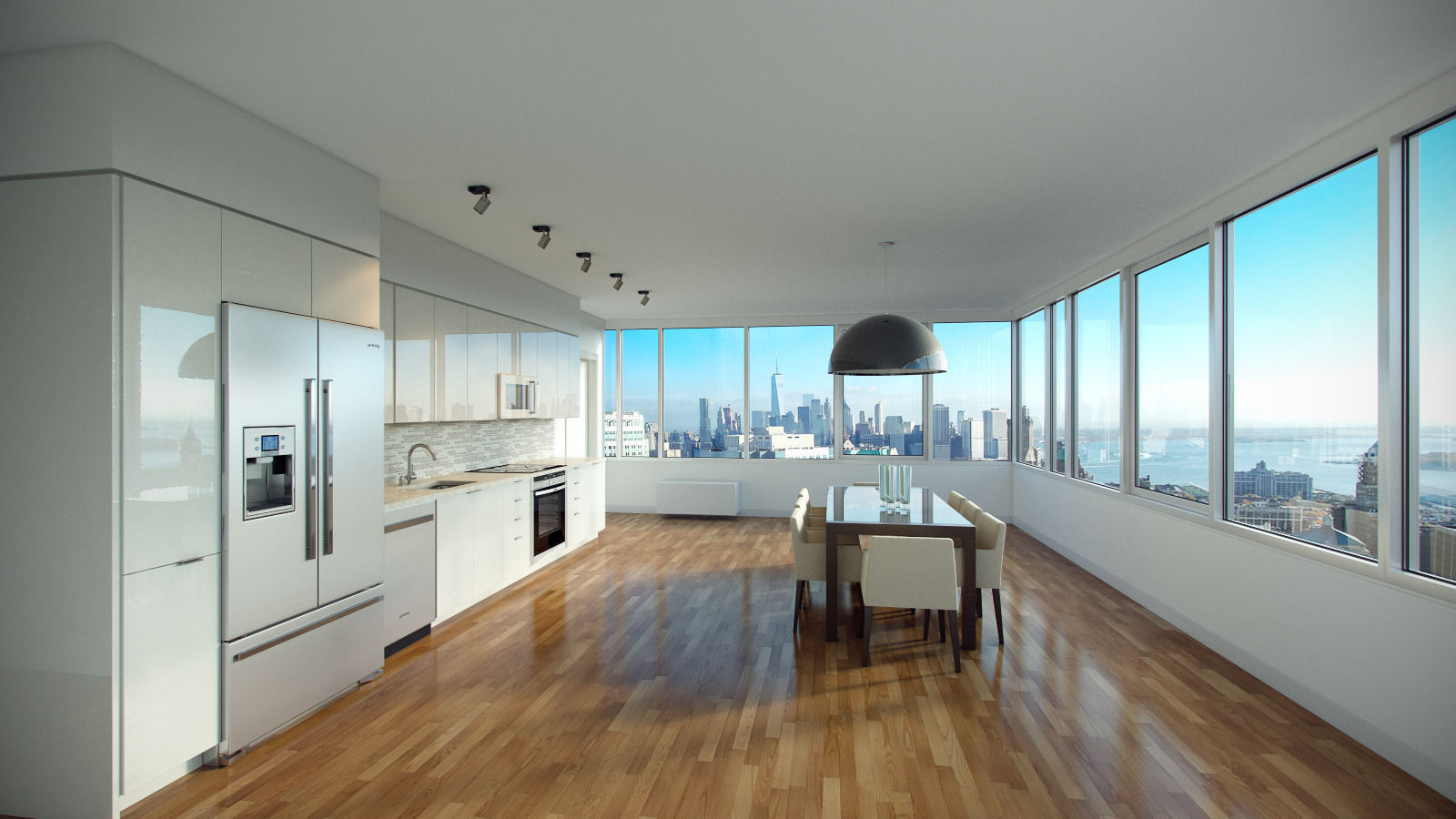 Photorealistic Kitchen