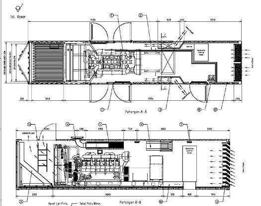 Enclosure generator cat3516b free 3d model for 3d diagram maker online