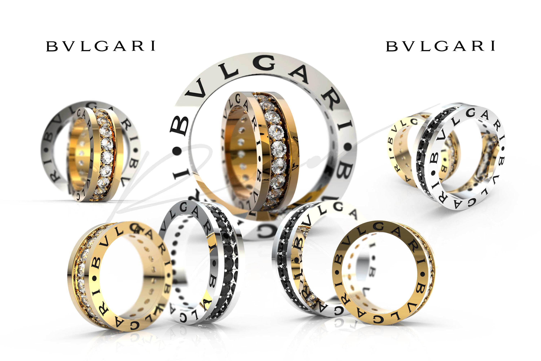 Rings BULGARI