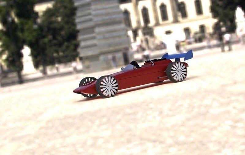 Vintage Formula 87