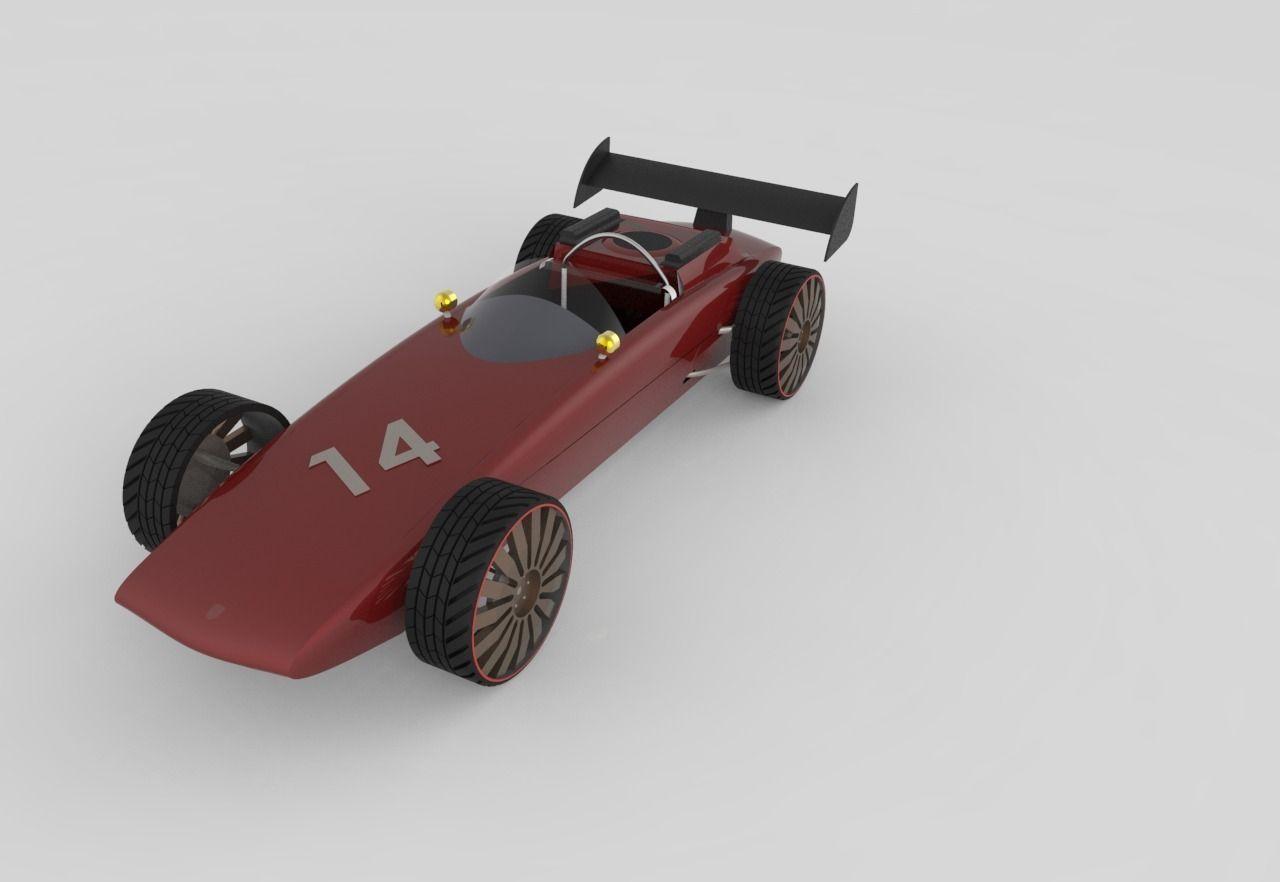 Vintage Formula 111