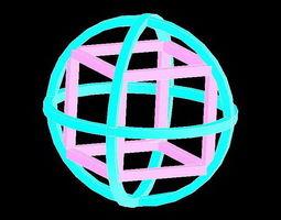 3D print model Math