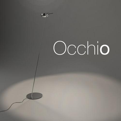 Floor Lamp Occhio Sento Lettura Stehleuchte 3d Model