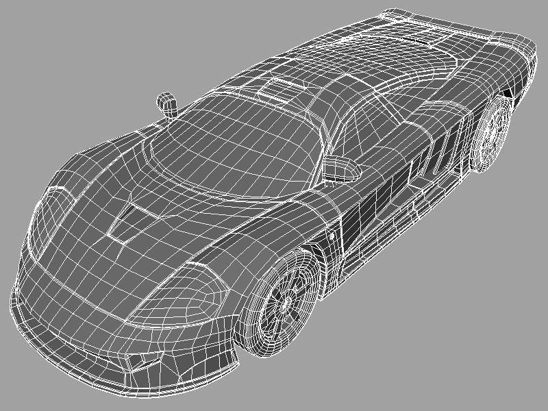 Concept Car 3d Asset Cgtrader