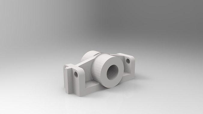 mechanical part 3d model dwg 1