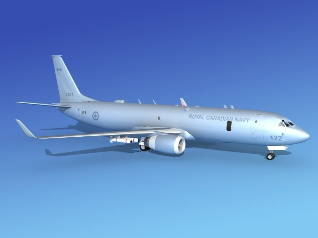 Boeing P-8 Poseidon RCN