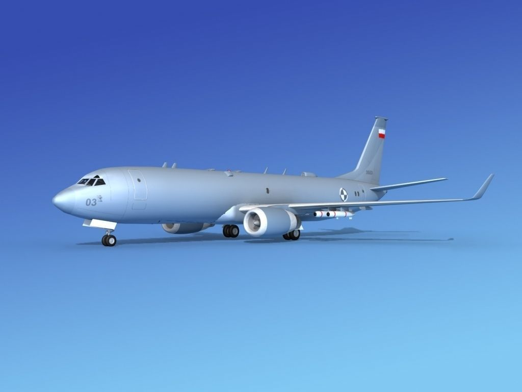 Boeing P-8 Poseidon Polish Air Force