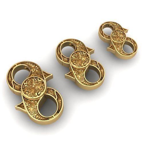 jewelry lock 3d model stl 3dm 1