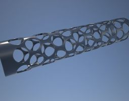 3D Ventilated tube