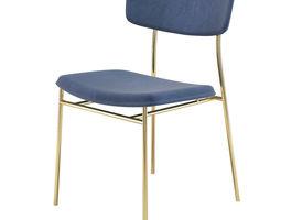 3D Calligaris Fifties Chair