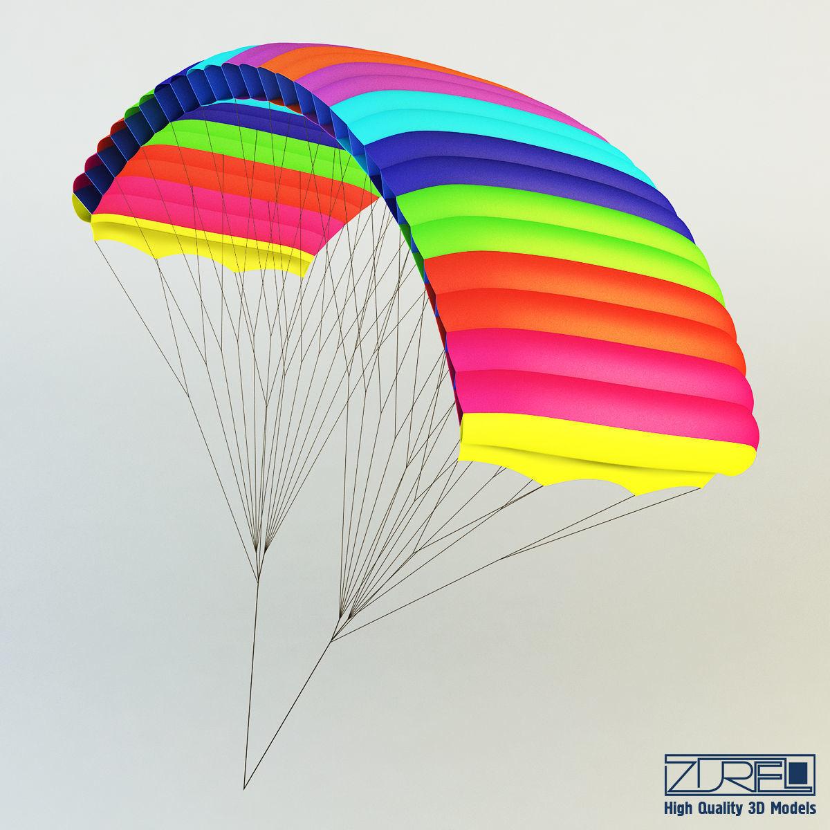 Paraglider v 1