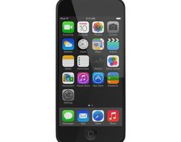 3D APPLE MGG82HN A 16 GB IPOD TOUCH GREY