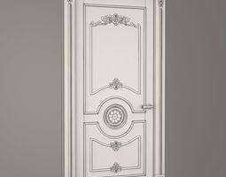 Entrance Door 3D print model