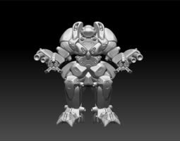 PGM Cyclops Heavy Response Mech Printable
