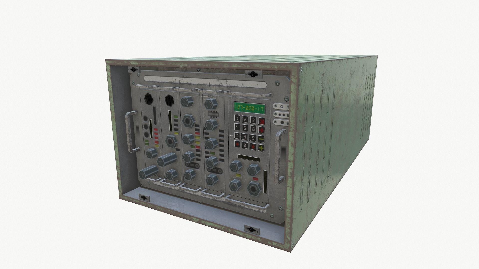 Radio unit 1