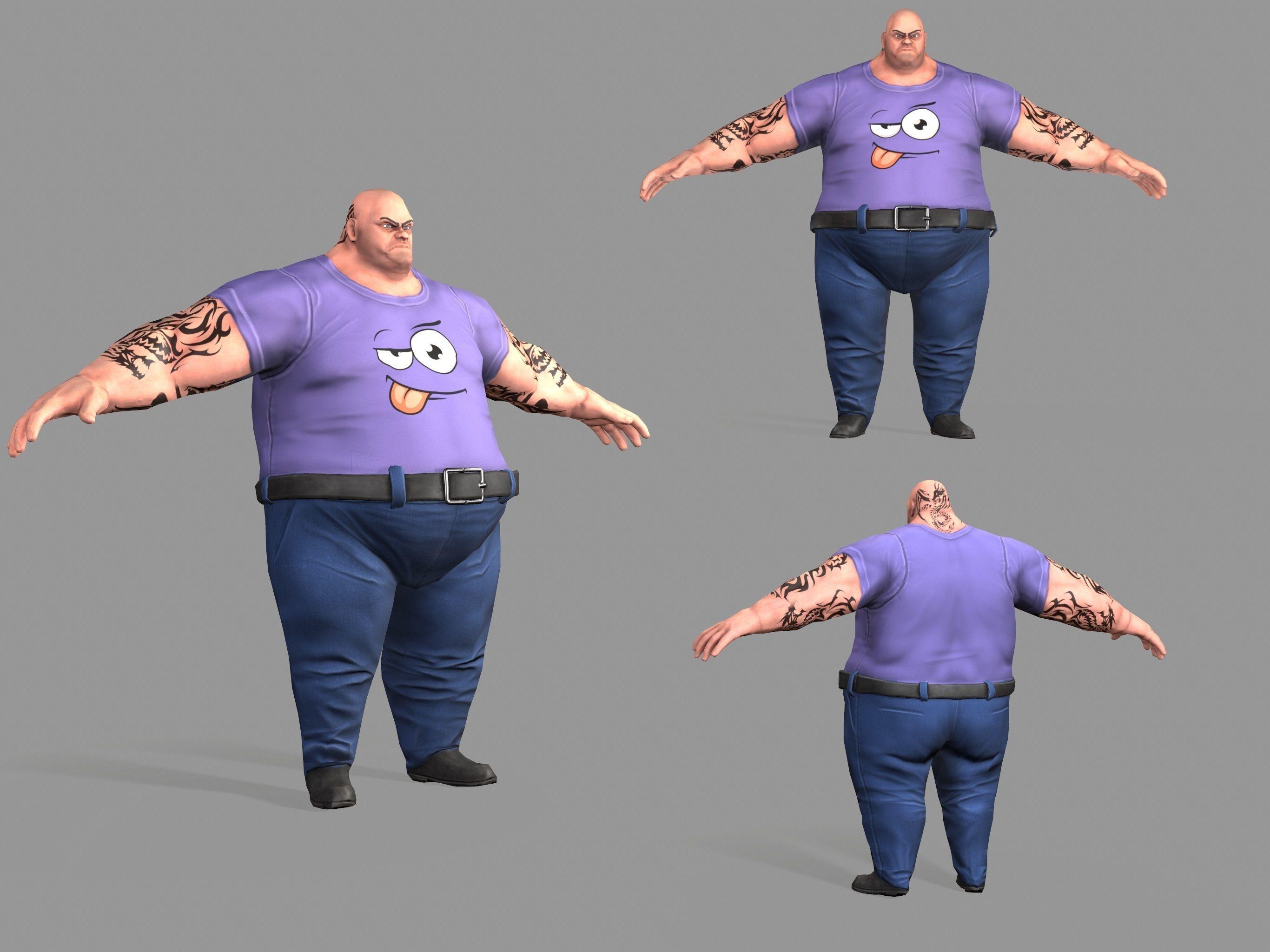 Fat Gangster