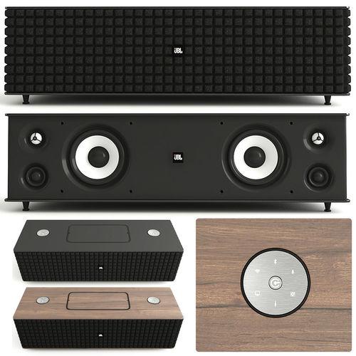 acoustics jbl authentics l16 3d model max obj mtl fbx 1