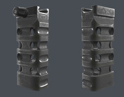 3D model Tactical Framed Grip