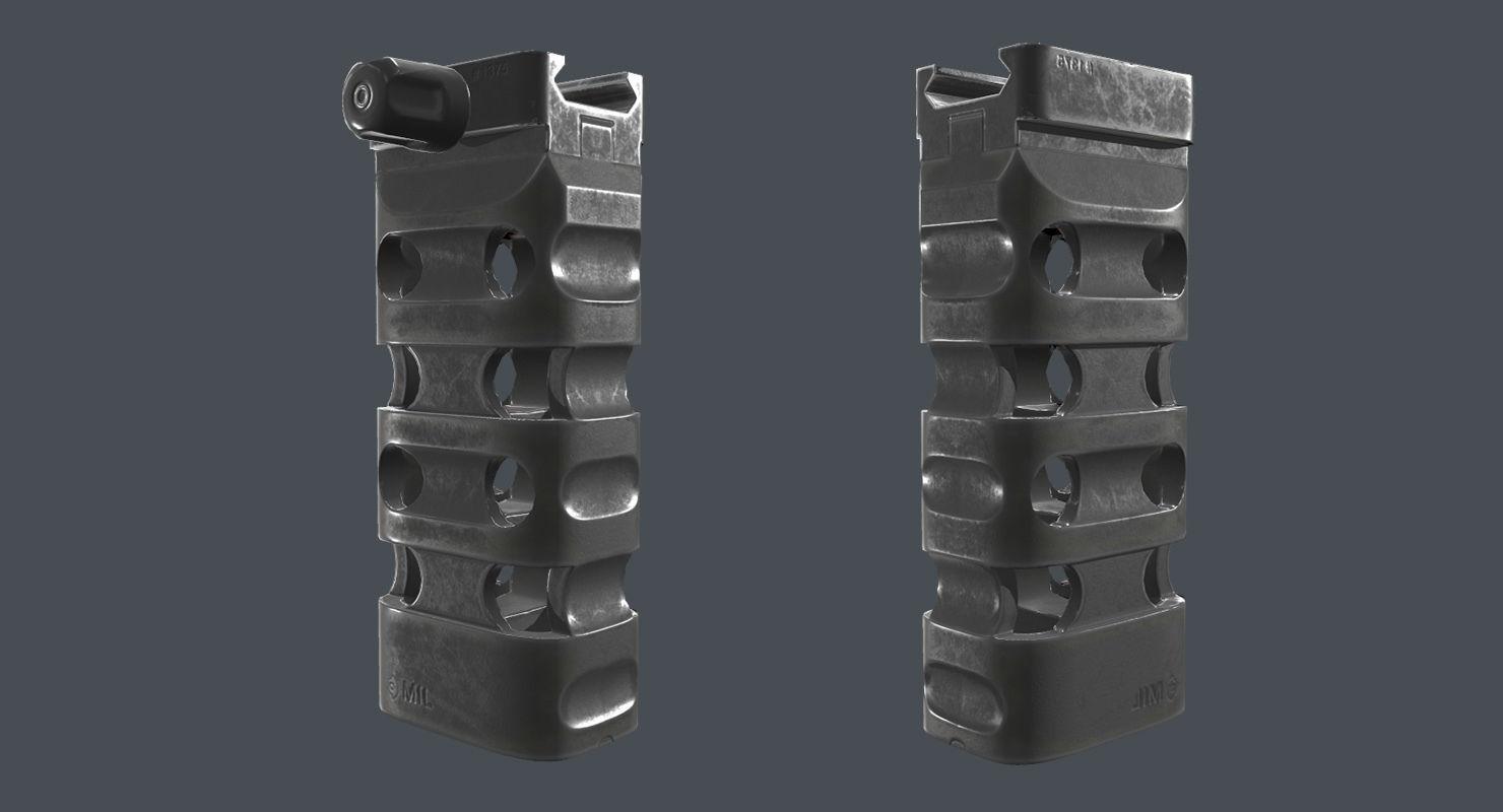 Tactical Framed Grip