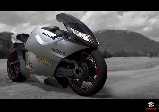 suzuki concept bike