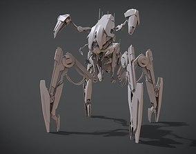 3D printable model Titan Droid