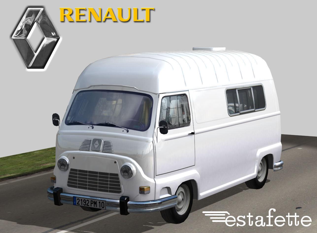 Renault Estafette High Roof