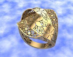 3D print model fizyon ring 6