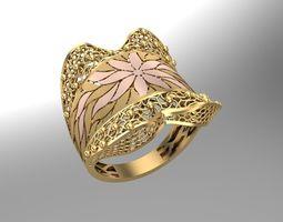 fizyon ring 8 3D print model