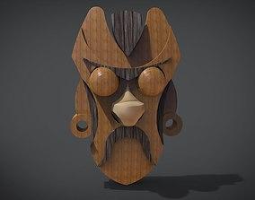 3D model Masken Mask 02
