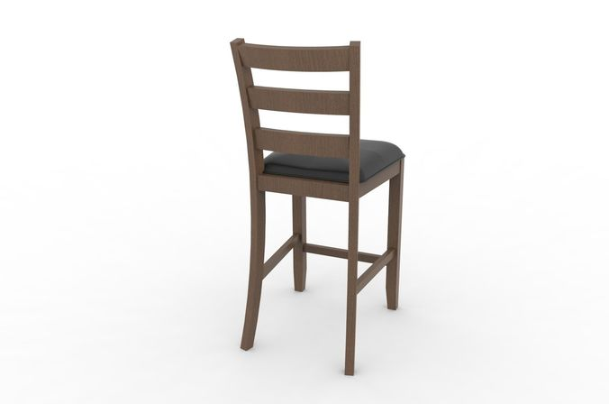 couter chair 3d model sldprt sldasm slddrw ige igs iges 1