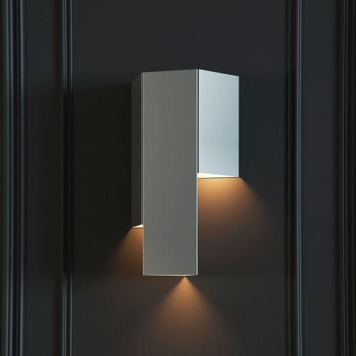 rubikon wall lamp 3d model max obj mtl fbx 1