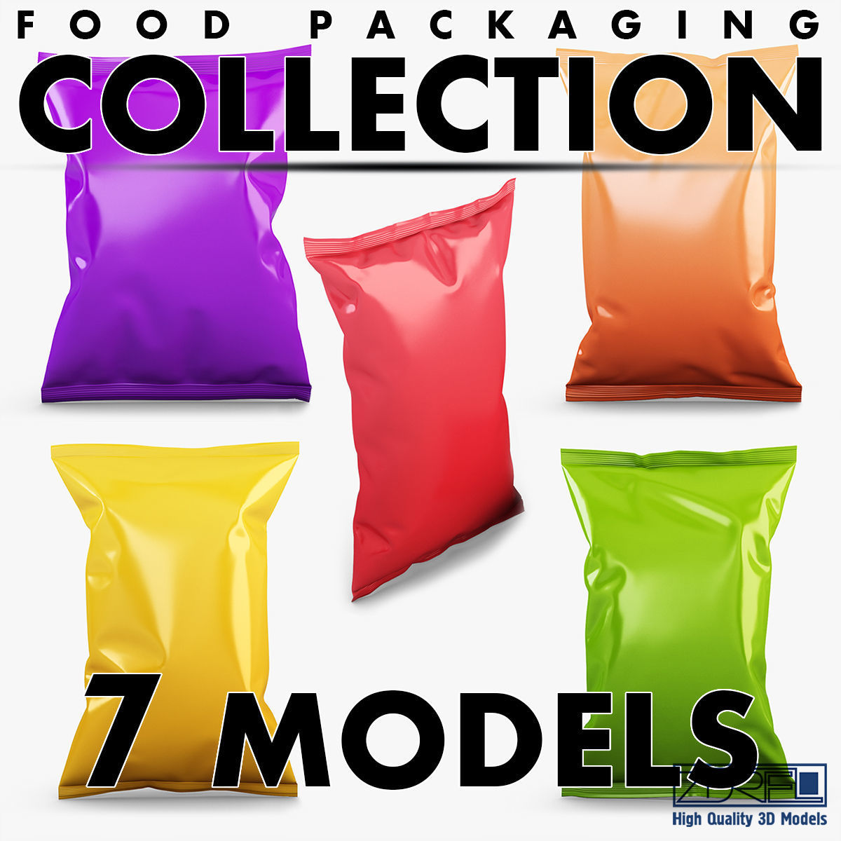 Food packaging collection volume 1