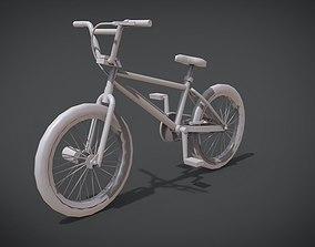 BMX Bicycle 3D print model
