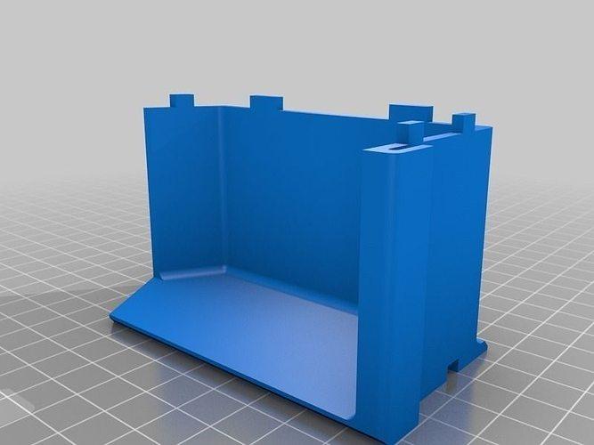 Side Stackable Component Bins