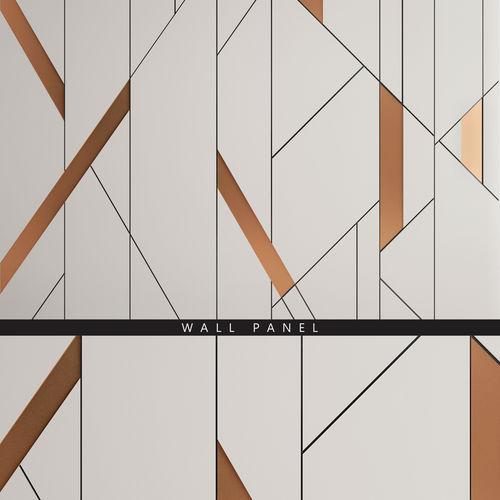 wall panel 6 3d model max obj mtl 3ds fbx 1