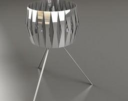 3D Vanity lamp