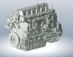 3d engine cat