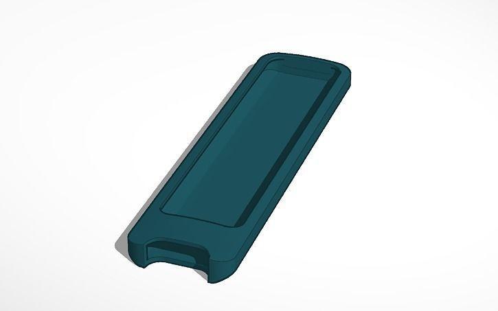 2015 NVIDIA Shield TV remote case