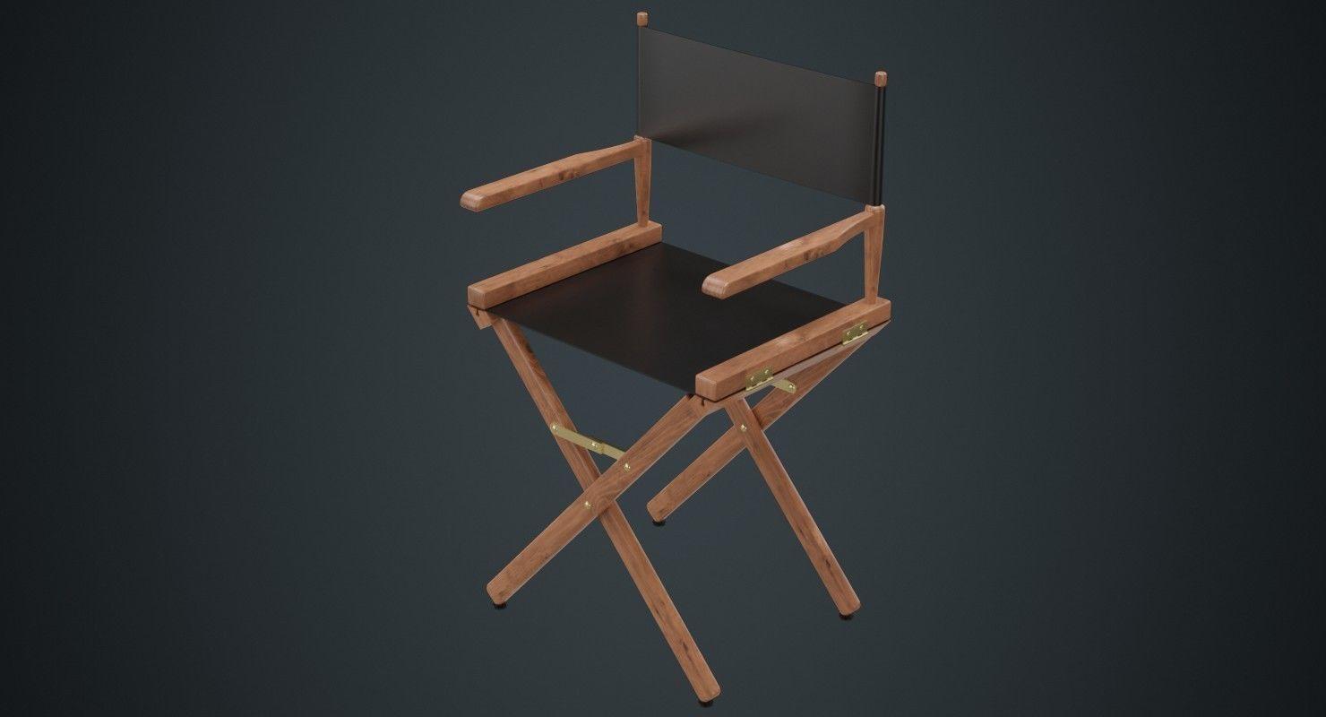 Directors Chair 1A