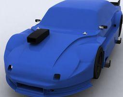 Tc chevy argetina 2018 3D printable model