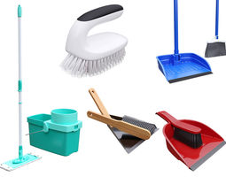 3D model Cleaning tools