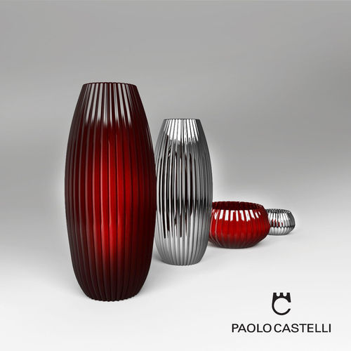 3d Model Murano Vases From Paolo Castelli Design 2