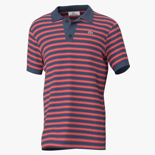 9bfa05396af9 Polo Shirt lacoste 3D model