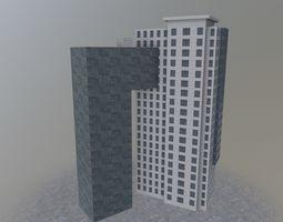 Moscow Golden Gate 3D model