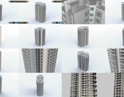 3D model Apartment Pack