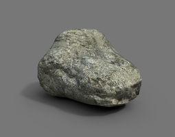 3D model Rock 04