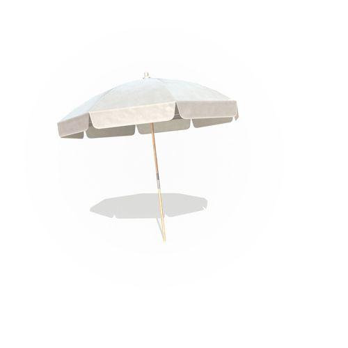 beach umbrella 3d model low-poly max obj mtl fbx dae 1